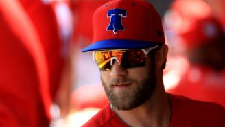 Bryce Harper Has Officially Replaced Chase Utley As Mac's Favorite Phillie On 'It's Always Sunny'
