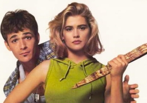 Luke Perry's 'Buffy The Vampire Slayer' Co-Star Kristy Swanson Remembers How He 'Always Had My Back'