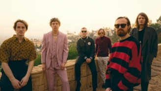Cage The Elephant And Beck Are A Natural Pairing On The Groovy Alt Rocker 'Night Running'