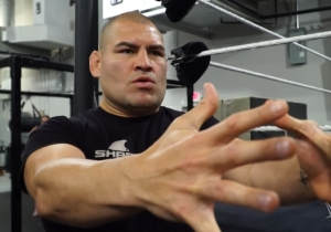 Former UFC Champion Cain Velasquez Will Compete In Lucha Libre At AAA Triplemania