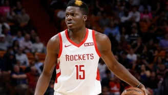 Last Night, In Basketball: Clint Capela Put Forth A Master Class Against Denver