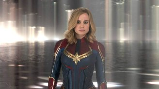 Captain Marvel Is 'About To Take The Lead' Of The Marvel Cinematic Universe
