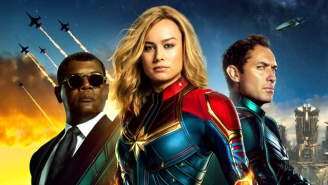 'Captain Marvel' Audiences Are Conflicted Over The Confirmation Of An Astonishing Fan Theory