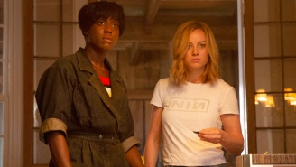 Nine Inch Nails And Captain Marvel Are Selling A Collaborative T-Shirt