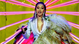 Cardi B Released A New Single, 'Press,' After Months Of Teasing