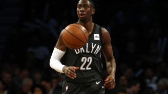 The Nets And Caris LeVert Agreed To A $52.5 Million Extension On His 25th Birthday