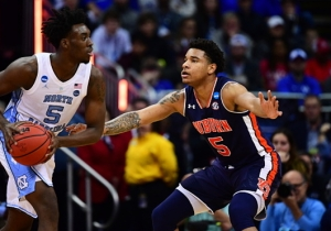 Auburn Got A Decisive Win Over North Carolina To Advance To The Elite Eight