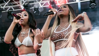 Someone Played City Girls' 'Act Up' At Church And Got The Congregation All Riled Up