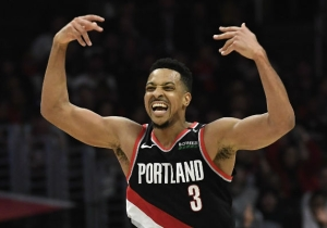 The Blazers Have Signed C.J. McCollum To A Three-Year, $100 Million Extension