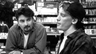 Kevin Smith Shares A 'Life-Changing' Connection Between 'Clerks' And 'Once Upon A Time In Hollywood'