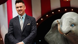 Colin Farrell On The Deep Kindness And Empathy Inherent In 'Dumbo,' And His Love For Conway Twitty