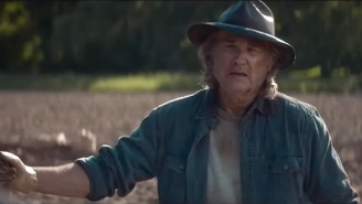 Kurt Russell Tries To Bring Gravitas To The Ridiculous Trailer For 'Crypto'