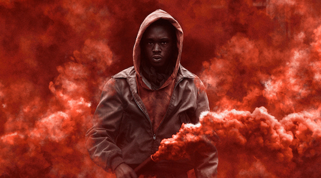 Ashton Sanders Interview Captive State Star On Complex