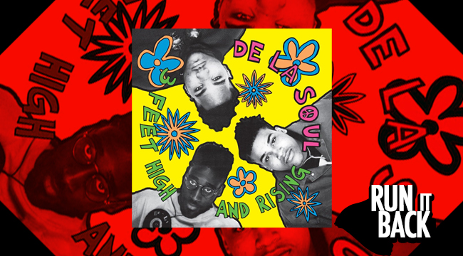 De La Soul Didn't Break The Rules With '3 Feet High And Rising' — They Ignored Them And Made Their Own