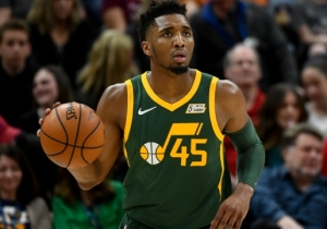 Donovan Mitchell Might Be Utah's Most Interesting Option At Point Guard