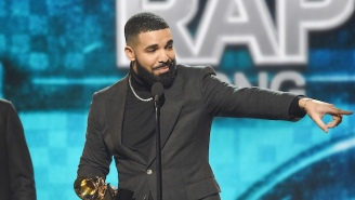 Drake Showed Adonis' Mom Sophie Brussaux The VIP Treatment During His Assassination Nation Tour