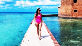 Dry Tortugas National Park Is A Lesser-Known Gem In The Florida Keys