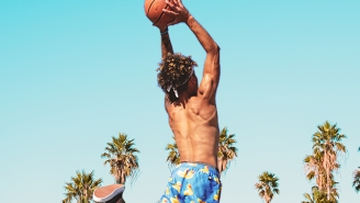 Forget Venice, This Park Is The Epicenter Of Los Angeles Street Hoops