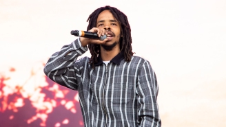 Vince Staples Has Earl Sweatshirt's Back After He Slapped A Phone Out Of A Fan's Hand