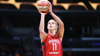 Elena Delle Donne Is Healthy And Ready For 2019