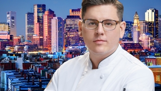 Brian Young Of 'Top Chef' Shares His Favorite Restaurants In Boston