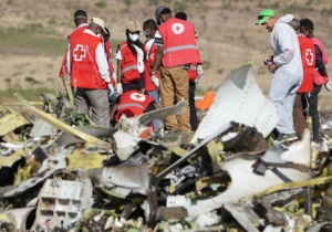 Chilling Leaked Messages From The Doomed Ethiopian Airlines Flight Seem To Indicate That The Boeing 737 Was Out Of Control