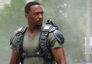 """Anthony Mackie Had To Email Marvel To Get The Role Of Falcon: 'I'm The Black Dude From 'The Hurt Locker"""""""