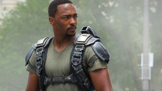 Anthony Mackie Had To Email Marvel To Get The Role Of Falcon: 'I'm The Black Dude From 'The Hurt Locker""