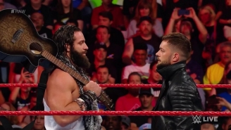 Please Enjoy WWE's Elias And Finn Bálor Covering 'Shallow' From 'A Star Is Born'