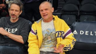 Flea Joins Snoop Dogg In Publicly Voicing His Frustration With This Lakers Season