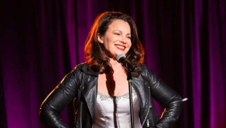 Fran Drescher On The Lady-Centric Showtime Comedy Special She's Headlining, And Her Hope For Cardi B To Star In A 'The Nanny' Reboot