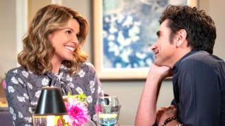 Lori Loughlin Is Nowhere To Be Found As 'Fuller House' Actors Share Photos Of Production