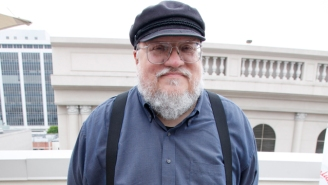 George R.R. Martin Says Three Of The 'Game Of Thrones' Shows Are 'Moving Forward Nicely'