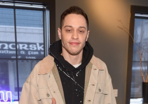 Pete Davidson Had To Pay For That Dinner With Kid Cudi, Kanye West, And Timothée Chalamet