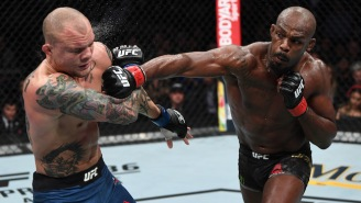 Jon Jones Successfully Defended His Light Heavyweight Title At UFC 235 Against Anthony Smith