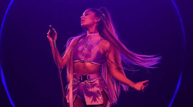 Ariana Grande S Sweetener Tour Costumes Looks Are Custom Designer