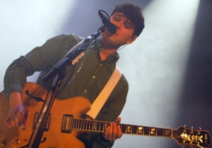 Vampire Weekend Leaned Into Their Dad Rock Status And Covered Paul Simon's 'Late In The Evening'