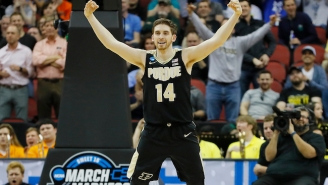 Purdue Held Off A Torrid Tennessee Comeback To Win In Overtime And Advance To The Elite 8