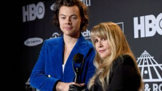 Stevie Nicks Makes History As The First Woman Inducted Into The Rock And Roll Hall Of Fame Twice
