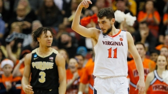 Virginia Beat Purdue To Make The Final Four Despite A Monster Game By Carsen Edwards