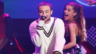 Ariana Grande Paid Tribute To Mac Miller On The Anniversary Of Their First Single Together