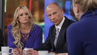 Stormy Daniels' Attorney Michael Avenatti Has Been Charged With Allegedly Trying To Extort Nike