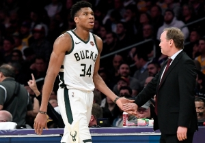 Mike Budenholzer Believes Giannis Antetokounmpo Is The MVP And Should Be In The DPOY Conversation