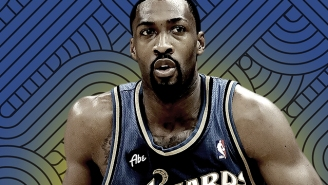 Gilbert Arenas Is Still Complicated, And He'll Never Quit