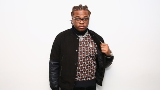 Gunna Gave Fans A Glimpse Inside The Studio While Performing 'Big Shot' On 'Jimmy Kimmel Live!'