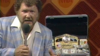 Wrestling Legend Harley Race Has Been Diagnosed With Terminal Cancer (Updated)