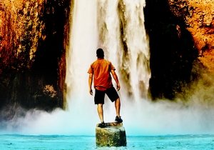 Trekking To The Nation's Most Instagramable Waterfall Is A Once-In-A-Lifetime Adventure
