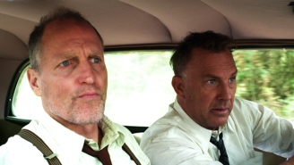 Woody Harrelson And Kevin Costner Star In Netflix's 'The Highwaymen,' A Movie By And For Bitter Dads