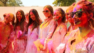 Live In Color With These Photos From Holi 2019