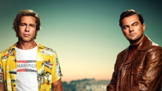 Quentin Tarantino's 'Once Upon A Time In Hollywood' Poster Has Led To Some Puzzled Reactions